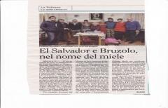 Bruzolo sostiene il progetto Giovani Apicultori di SFE