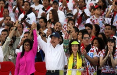 Ultime notizie dal Nicaragua.