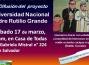 Progetto dell'Universidad Nacional Padre Rutilio Grande, San Salvador
