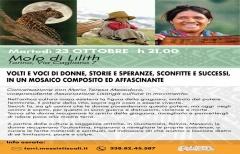 INCONTRO AL MOLO DI LILITH 23 OTTOBRE